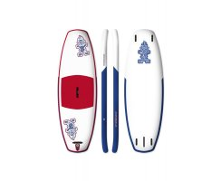 2016 STARBOARD ASTRO SUP 95 X 36 X 4.75 SUP POLO RED