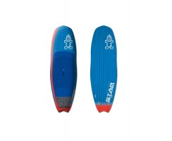 2016 STARBOARD SUP 86 x 31.5 HYPER NUT Brushed Carbon