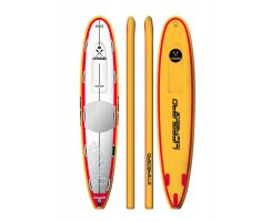 2017 INFLATABLE SUP 120 X 28 X 6 OCEAN RESCUE