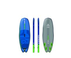 2017 INFLATABLE SUP 7?8? x 30? x 4.75? HYPER NUT