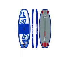 2017 INFLATABLE SUP 95 X 36 X 4.75 SUP POLO BLUE