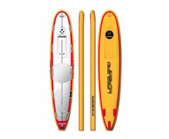 2018 INFLATABLE SUP 120x28x6 OCEAN RESCUE
