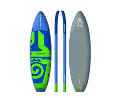 2018 INFLATABLE SUP 186x60x8 STARSHIP FLATE WATER ZEN