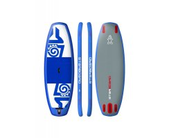 2018 INFLATABLE SUP 95x36x4.75 SUP POLO BLUE