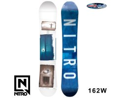 2018 Nitro Snowboard TEAM EXPOSURE WIDE 162