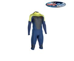 ION Element Overknee LS 4/3 (Backzip) DL blue - 2017