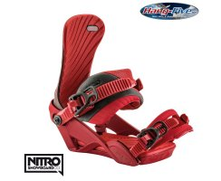 Nitro Bindung IVY RED- 2017