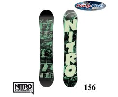 Nitro Board AFTERLIFE 156 - 2017