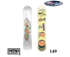 Nitro Board ANA RUMIHA ONE-OFF 149 - 2017
