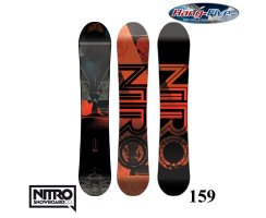 Nitro Board BLACKLIGHT 159 - 2017