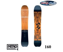 Nitro Board MOUNTAIN 160 - 2017