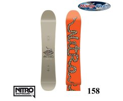 Nitro Board PRO ONE OFF Bryan Fox 158 - 2017