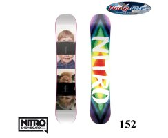 Nitro Board PRO ONE OFF Dominik / Benny 152 - 2017