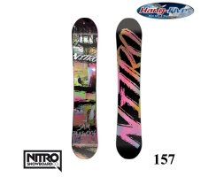 Nitro Board PRO ONE OFF Sam Taxwood 157 - 2017