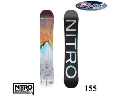 Nitro Board PRO ONE OFF Sven Thorgren 155 - 2017