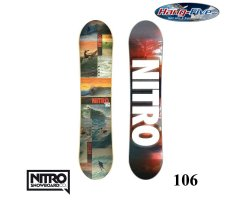 Nitro Board RIPPER KIDS 106 - 2017