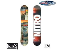 Nitro Board RIPPER KIDS 126 - 2017