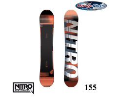 Nitro Board TEAM GULLWING 155 - 2017