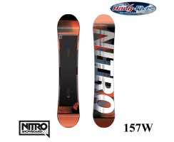Nitro Board TEAM WIDE GULLWING 157 - 2017