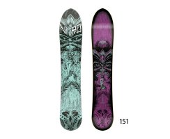 Nitro SLASH WOMENS 151 - 2016