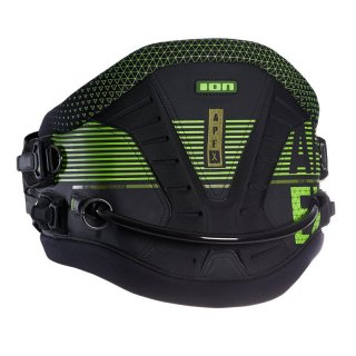 2017 ION Apex Kite Hüfttrapez black/green